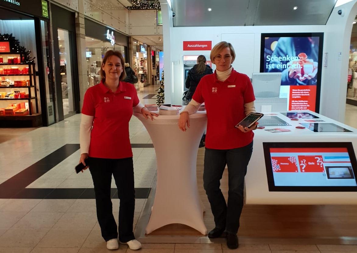Wenn's um Online-Banking geht: Aktionstag im Isenburg-Zentrum