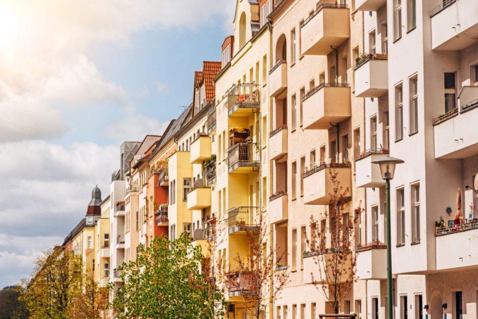 Eine Eigentumswohnung – viele Eigentümer