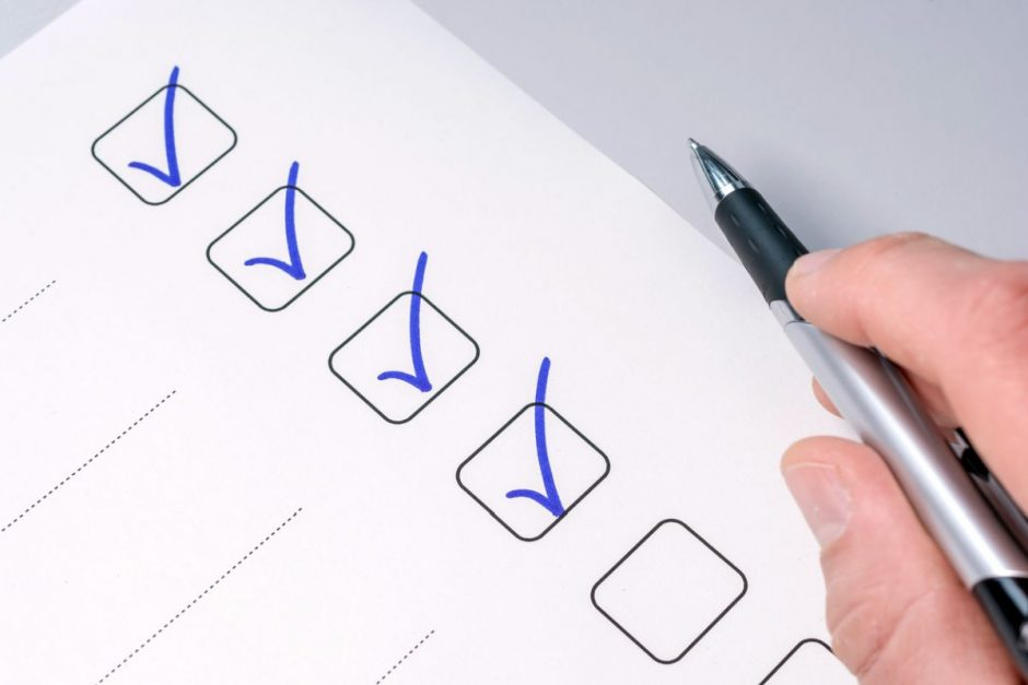 So organisierst du deinen Arbeitsalltag