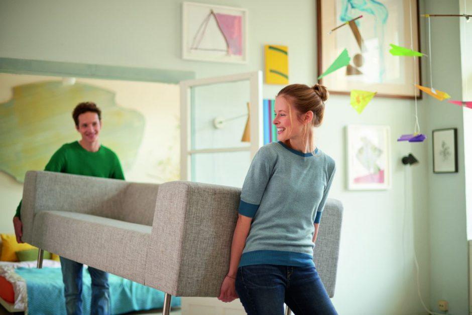 Erste eigene Wohnung: So planst du deinen Umzug